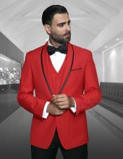 Red Dinner Jacket Best