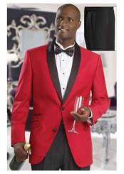 Formal Attire Red Prom