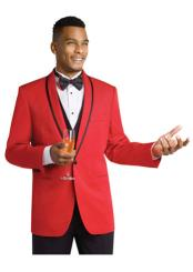 Red Prom Formal Attire
