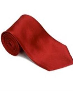 red pastel color Groomsmen