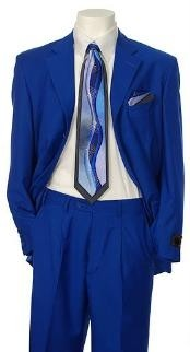 Party Suit Collection Royal