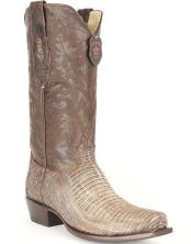 Los Altos Exotic Boots | Mens White Shoes | Western Cowboy Boots