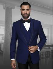 Fashion Sapphire Tux by