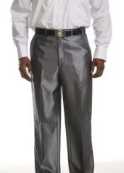 Front Dress Pants Flat