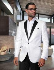 Two Toned Dinner Jacket