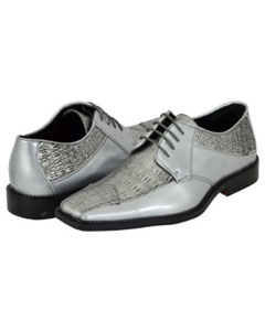 Silver Dress Two Tone
