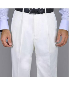 Single Pleated Pants