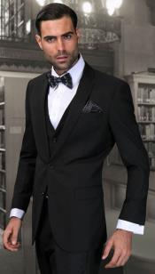 ID#AC-941 European cut style Jacket & Pants Inexpensive ~ Cheap ~ Discounted Clearance Sale Extra Slim Fit Suit