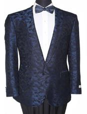 ID#MK693 Tazio Slim Fit Notch Collared Sport Jacket Blue Best Cheap Blazer Suit Jacket For Affordable Cheap Priced Unique Fancy For Men Available Big Sizes on sale Men Affordable Sport Coats Sale