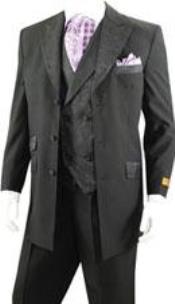 Collared Suit or Tuxedo
