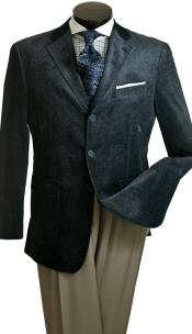 Suade Three buttons Sportcoat