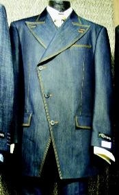Piece Fashion Suit in