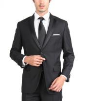 Fit Two Button Tuxedo