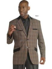 Windowpane Plaid Pattern 2