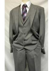 Button Gray 1920s Style