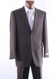 buttons Wool fabric Suit