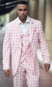 buttons Suits for Men