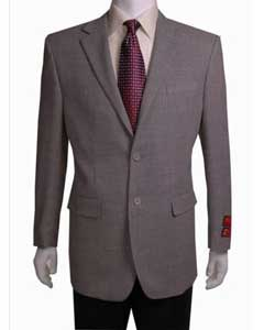 ID#BA999 Houndstooth textile pattern checks in Dark color black and white Dark color black/WhiteTwo buttons Wool fabric Best Cheap Blazer ~ Suit Jacket For Men Affordable Cheap Priced Unique Fancy For Men Available Big Sizes on sale Sport Coats Sale