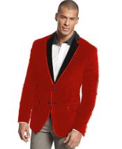 Velour Jacket Formal tux