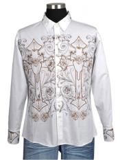 Moda Embroidered Design Casuasl
