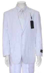 Party Suit Collection White