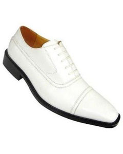 White & Ivory Shoes | Leather Shoes | Formal shoes, Boots