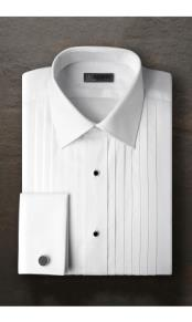 "Pleated Laydown Tuxedo ""Vincent"""