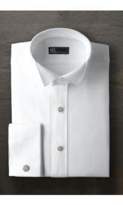 Wingtip Shirt Mitchell Tuxedo