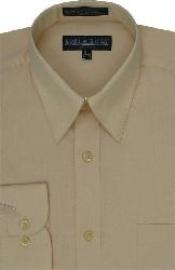 Canary Dress Shirt