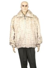Genuine Mink Pearl Jacket