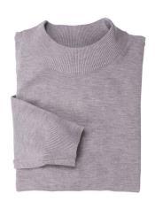 Neck 100% Acrylic Gray