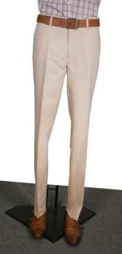 Fit Flat Front Pants