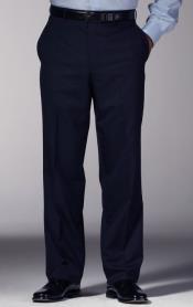 navy blue colored Slim