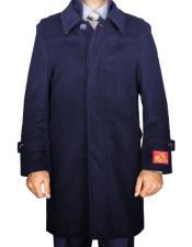 Blue Wool/ Cashmere Blend