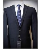 Luxe Italy Solid Navy