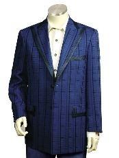 Pinstripe Gangester Zoot Suit