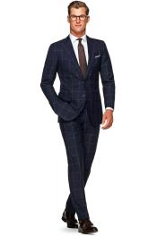 Blue Suit - Navy