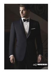 "Tuxedo ""Waverly"" 1-Button Black"