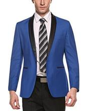 Button Closure Jackets Blazer
