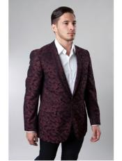 Button  Pattern Jacket