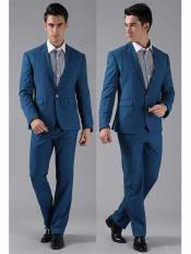 1 Button Slim Fit