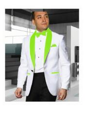 Tuxedo with a Lime