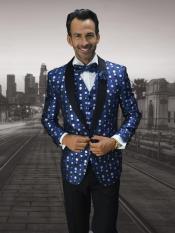 Big and Tall Large Man ~ Plus Size Plus Size One Button Shawl Lapel Cheap Fashion  Sport Coats Jackets Blazer