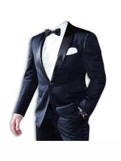 Suit Dark Navy 1