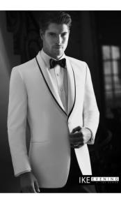 "1-Button ""Waverly"" Shawl Tuxedo"