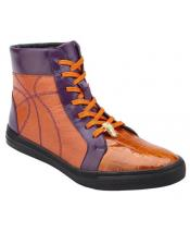 Up Orange ~ Purple