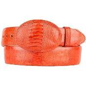 Style Belt Original Ostrich