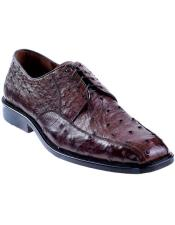 Ostrich Oxfords Brown Style