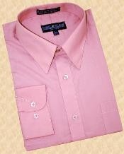 Solid Plain Mauve Cotton