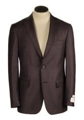 Clothing Plum Wool Blazer
